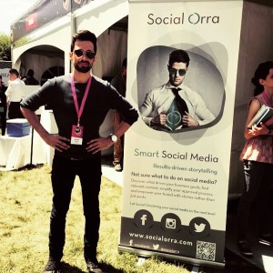 Co-Founder, CEO Social Orra