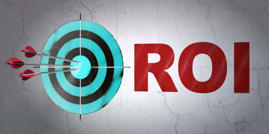 How social media can increase ROI